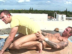 Gay sex in public video