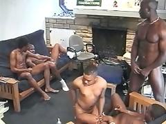 Hot black gay sex