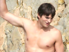 Paparazzi and red carpet pics of prankster Ashton Kutcher