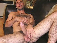 These horny guys loves the fact that youre watching them whacking