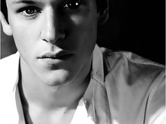 Handsome sexy Gaspard Ulliel