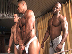 Hot nude bodybuilders