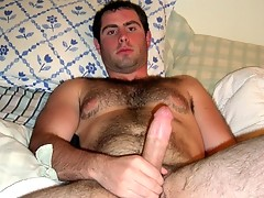 Horny guy just couldnt stop fucking after he shot his first load